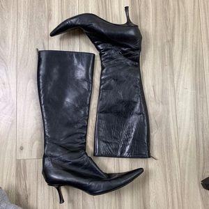 Jimmy Choo Heeled Boots size 37.5